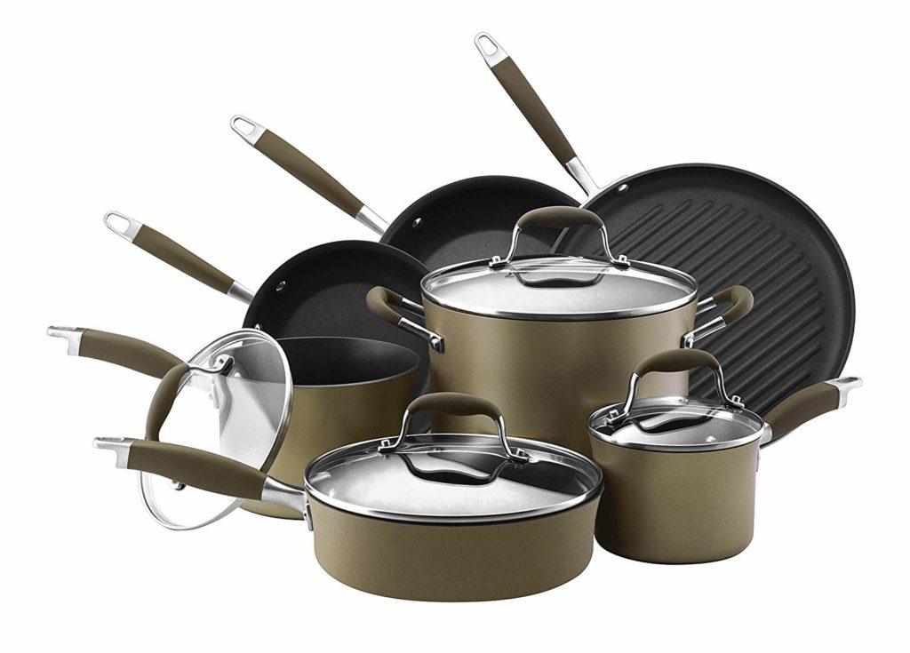 Anolon Advanced Aluminum Cookware