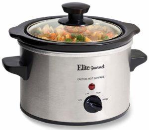 Elite Gourmet Electric Slow Cooker