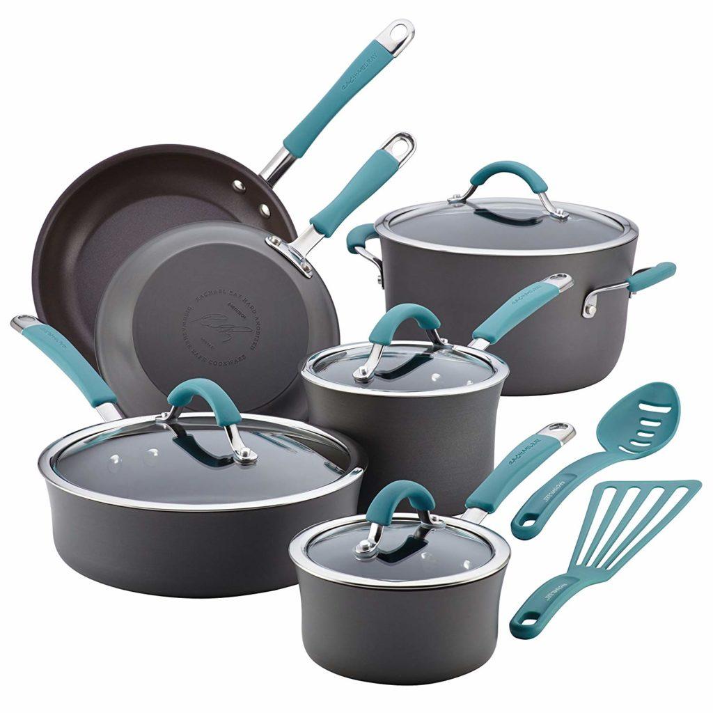 Rachel Ray Cucina Cookware Set