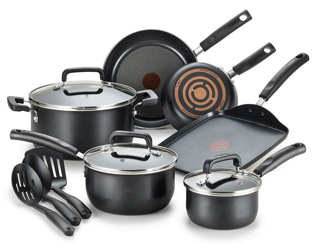 T-Fal C530SC Cookware Set